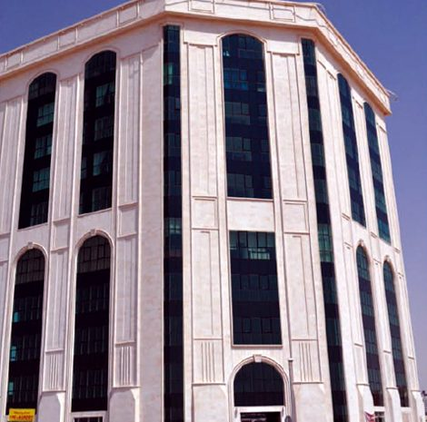 Sancturay Building